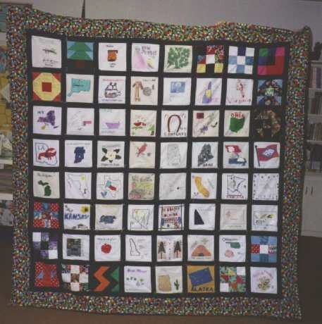 The story behind the quilt